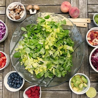 zdravé stravovanie
